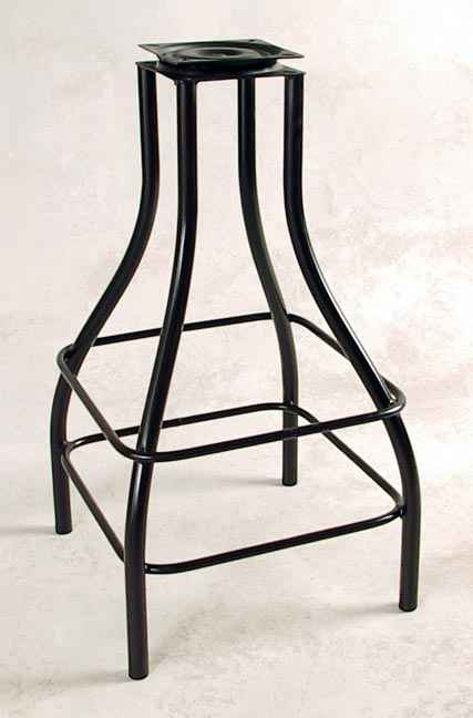 Cool Metal Bar Stool Bases By Grace Gamerscity Chair Design For Home Gamerscityorg