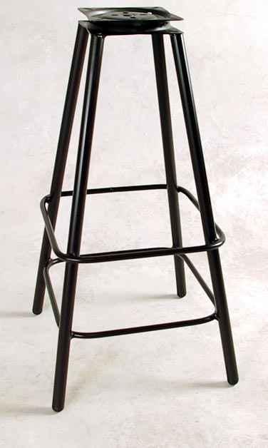 Groovy Metal Bar Stool Bases By Grace Gamerscity Chair Design For Home Gamerscityorg