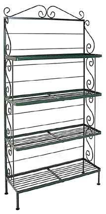 36 Inch traditional French Bakers Rack