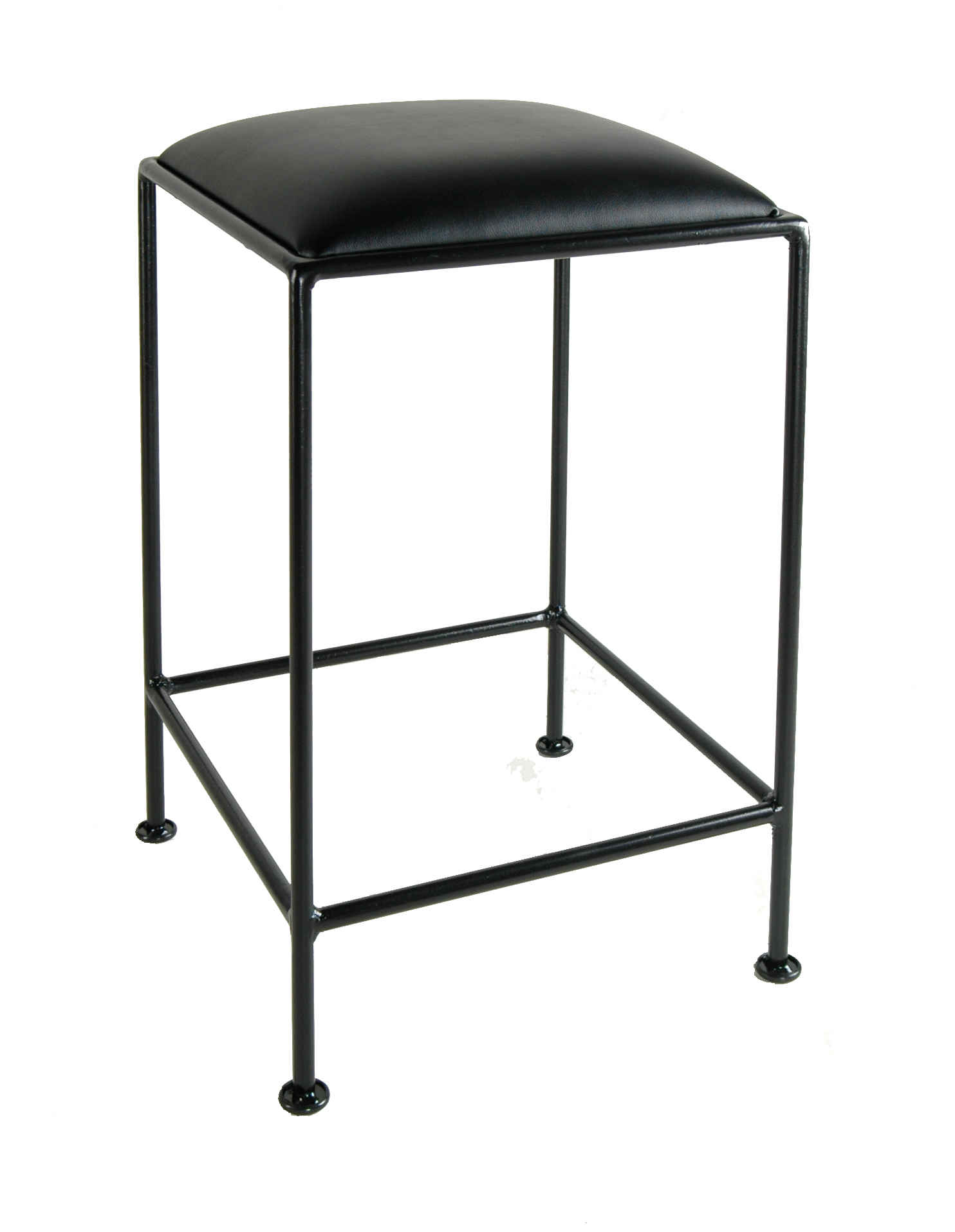 Backless Bar Stools Grace Wrought Iron