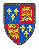 England quadrant shield
