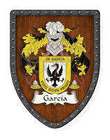 Garcia custom coat of arms