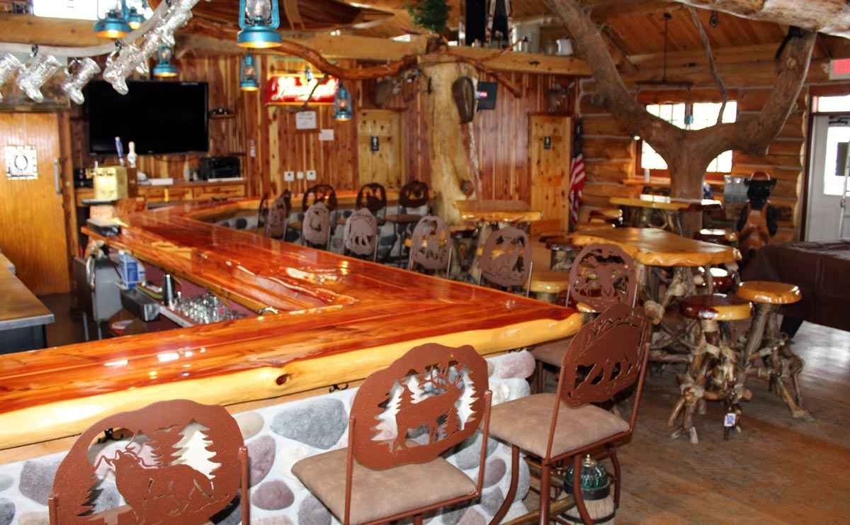 Rustic Bar Stools And Furniture
