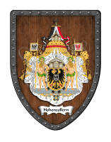Hohenzollern custom coat of arms