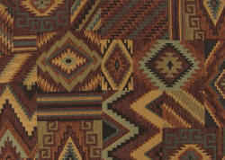 Lakota Sierra Southwestern with brown earth tones