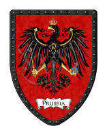 Prussian Eagle country coat of arms