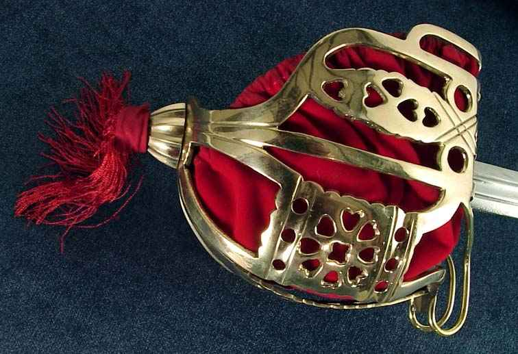 scottish celtic swords replica weapons