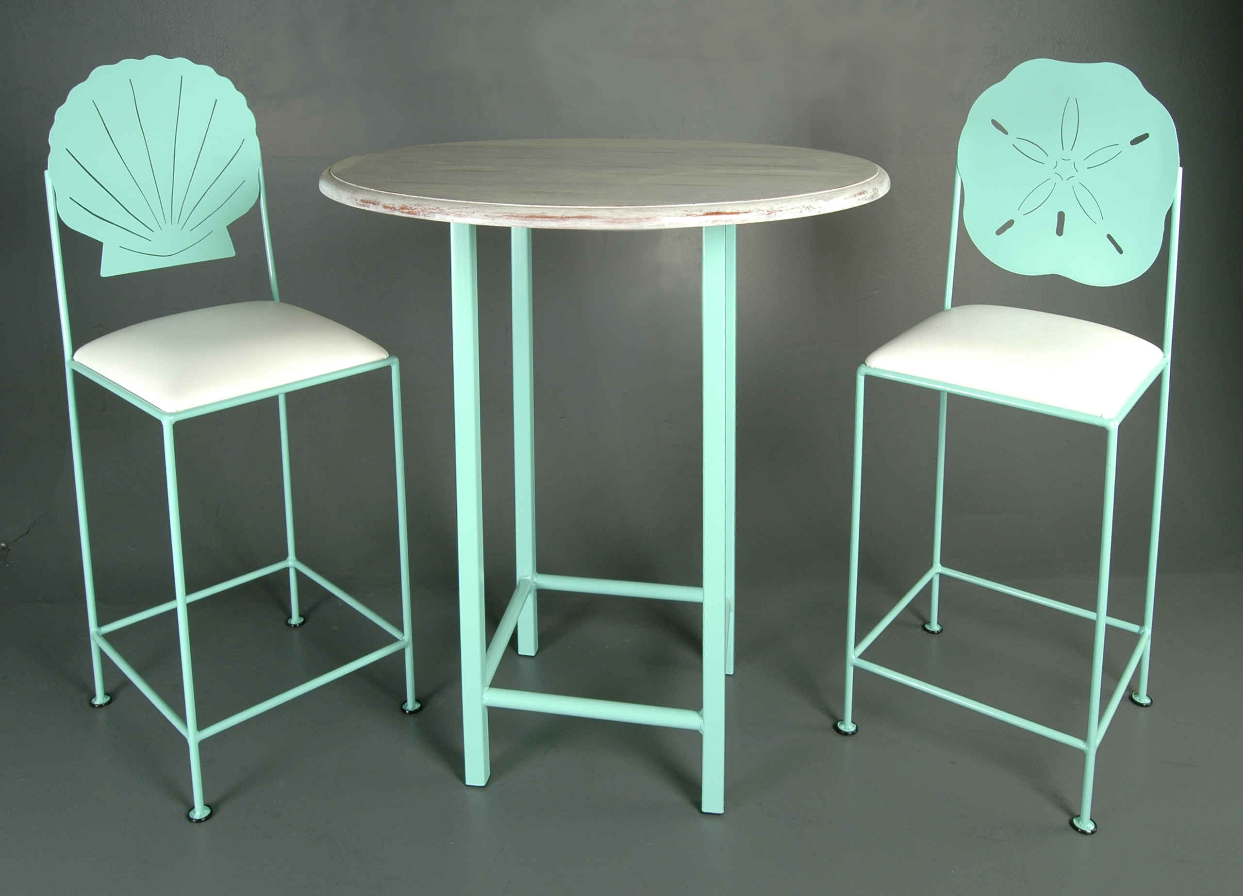 Coastal Funiture Bar Stools And Tables
