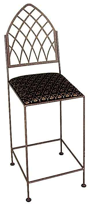 Metal Bar Stool Manufacturer Wholesale : SML 24Cathedral from www.grace-collection.com size 313 x 715 jpeg 19kB