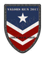 Valors run specialty custom shield