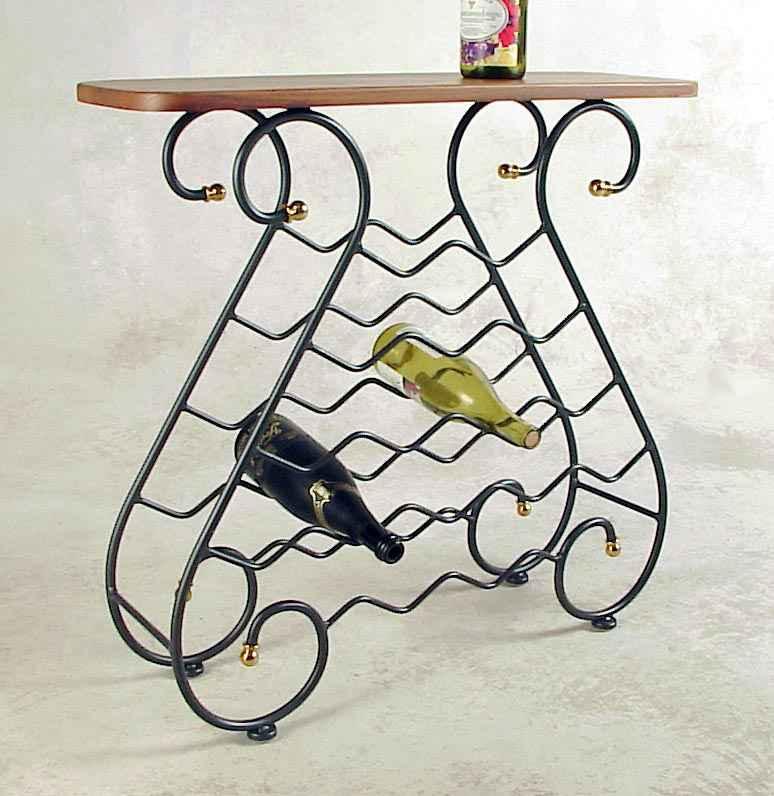 image wrought design simple of iron lustwithalaugh racks rack wine